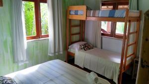 Quadruple Room with Shared Bathroom and Balcony