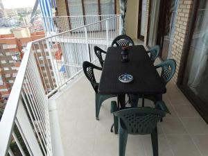Apartamento Habana (1ª linea Campello), Апартаменты  Аликанте - big - 8