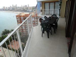 Apartamento Habana (1ª linea Campello), Апартаменты  Аликанте - big - 22