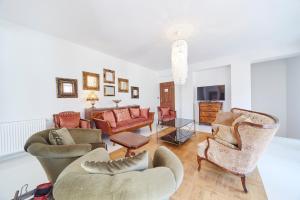 Willa Vinci, Guest houses  Jastrzębia Góra - big - 42