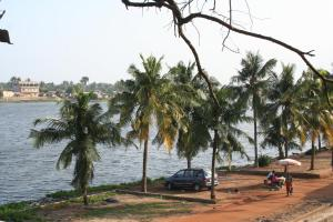 Hotel Napoleon Lagune, Hotely  Lomé - big - 57