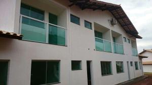 Apartamento Mirante de Escarpas, Apartments  Capitólio - big - 11