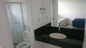 Apartamento Mirante de Escarpas, Apartments  Capitólio - big - 12