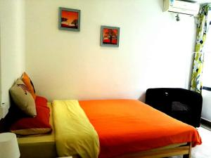 Chengdu Buttonwood Parkside Hostel, Hostelek  Csengtu - big - 1