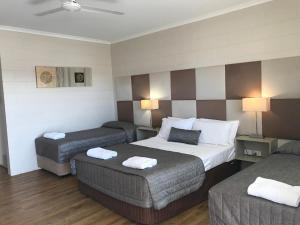 Yongala Lodge by The Strand, Apartmánové hotely  Townsville - big - 71