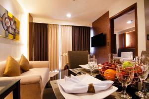 Fernandina 88 Suites Hotel, Отели  Манила - big - 25