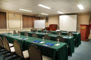 Fernandina 88 Suites Hotel, Отели  Манила - big - 23