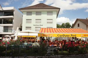 Backpackers Gasthaus Post