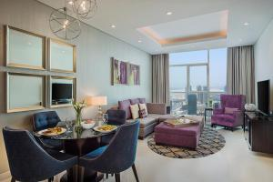 Two Bedroom Suite - Burj and Fountain View