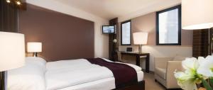Premium-værelse med queensize-seng