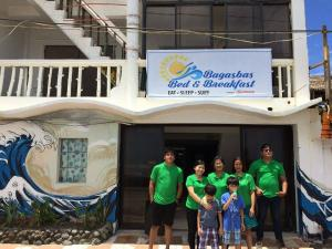 Bagasbas Bed and Breakfast, Hotel  Daet - big - 2