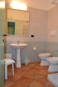 Hotel Janas, Hotely  Tertenìa - big - 19