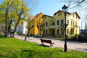 Apartamenty SunandSnow Miedzyzdroje Promenada