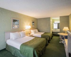 Clarion Inn Stuart, Hotel  Stuart - big - 12