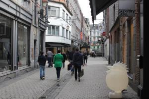 Liège flats, Apartments  Liège - big - 158