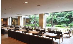 Gosho Nishi Kyoto Heian Hotel, Szállodák  Kiotó - big - 35