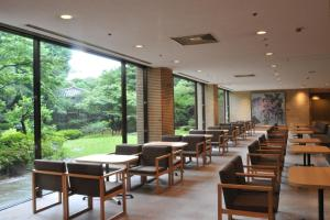 Gosho Nishi Kyoto Heian Hotel, Szállodák  Kiotó - big - 34