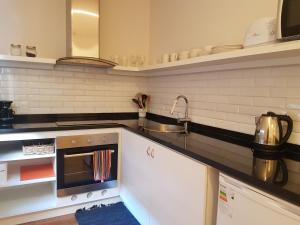 Salvo Suites, Apartmány  Montevideo - big - 52