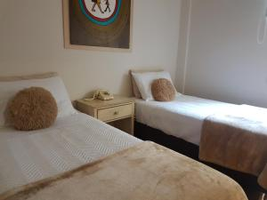 Salvo Suites, Apartmány  Montevideo - big - 54