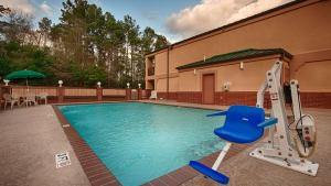 Best Western Inn of Nacogdoches, Motels  Nacogdoches - big - 32