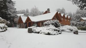 Hosteria Epulen, Penziony – hostince  Villa La Angostura - big - 1
