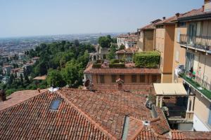 La Luna Blu in Old Town, Penzióny  Bergamo - big - 65