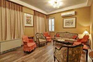 Lemonia Luxury Apartment, Apartmány  Korfu - big - 15