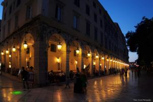 Lemonia Luxury Apartment, Ferienwohnungen  Korfu Stadt - big - 12
