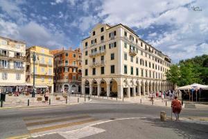 Lemonia Luxury Apartment, Ferienwohnungen  Korfu Stadt - big - 8