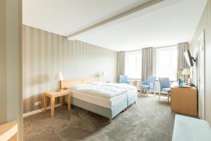 Premium-dobbelt-/2-personersværelse