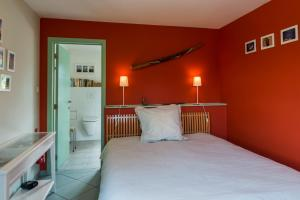 B&B La Clé du Sud, Bed & Breakfasts  Merelbeke - big - 44