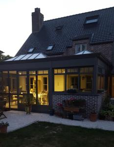 B&B La Clé du Sud, Bed & Breakfasts  Merelbeke - big - 60