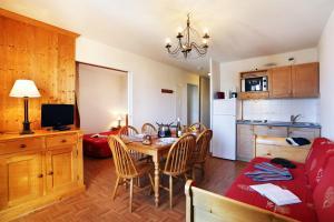 Residence Hedena Les Chalets des Cimes By Locatour, Apartmány  La Toussuire - big - 29