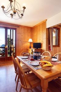 Residence Hedena Les Chalets des Cimes By Locatour, Apartmány  La Toussuire - big - 28