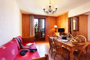 Residence Hedena Les Chalets des Cimes By Locatour, Apartmány  La Toussuire - big - 27