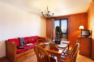 Residence Hedena Les Chalets des Cimes By Locatour, Apartmány  La Toussuire - big - 26