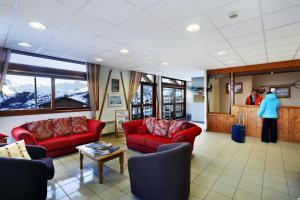 Residence Hedena Les Chalets des Cimes By Locatour, Apartmány  La Toussuire - big - 25