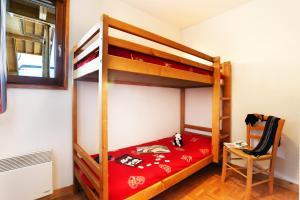 Residence Hedena Les Chalets des Cimes By Locatour, Apartmány  La Toussuire - big - 11