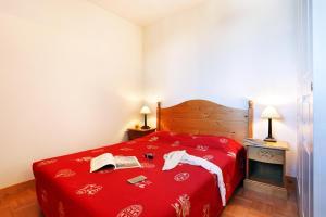 Residence Hedena Les Chalets des Cimes By Locatour, Apartmány  La Toussuire - big - 10