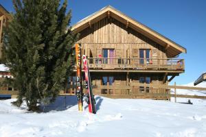 Residence Hedena Les Chalets des Cimes By Locatour, Apartmány  La Toussuire - big - 7