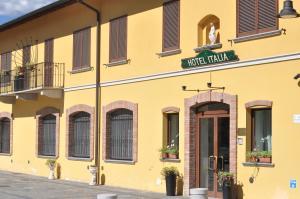 Hotel Ristorante Italia, Szállodák  Certosa di Pavia - big - 1