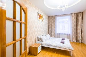 3 Bedroom apartment in Old Center, Apartmány  Lvov - big - 23