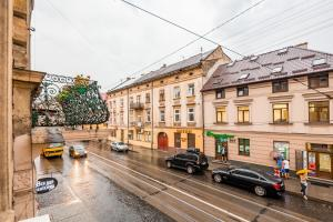 3 Bedroom apartment in Old Center, Apartmány  Lvov - big - 27