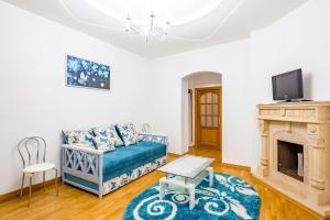 3 Bedroom apartment in Old Center, Apartmány  Lvov - big - 39