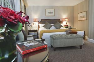 Apartmá Classic s 1 ložnicí a manželskou postelí King