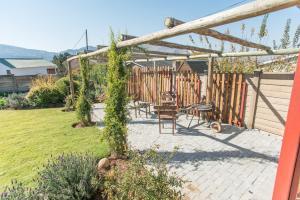 Guest House Mooigezicht, Penziony  Clarens - big - 22