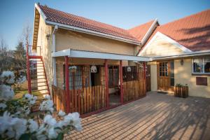 Guest House Mooigezicht, Penziony  Clarens - big - 1