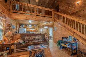 Hooker's Hideaway-Blue Ridge, Dovolenkové domy  Higdon - big - 5