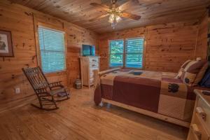 Hooker's Hideaway-Blue Ridge, Prázdninové domy  Higdon - big - 3
