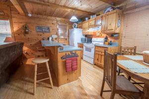 Hooker's Hideaway-Blue Ridge, Prázdninové domy  Higdon - big - 2